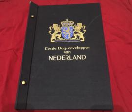 Gebruikt; DAVO Standaard album FDC Nederland