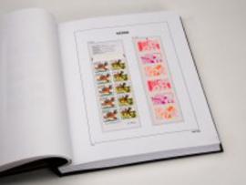 DAVO Luxe supplement Zweden AU Postzegelboekjes 2011