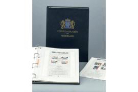 DAVO Mappen EDB (Eerste Dag Bladen) met wit tussenblad (per stuk)