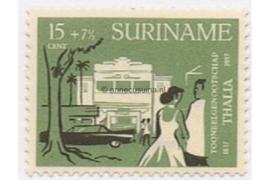 NVPH 328 Postfris (15 + 7 1/2 cent) 120 jaar toneelgezelschap Thalia