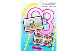 Gebruikte catalogus Nederland en Overzeese Rijksdelen NVPH 1993