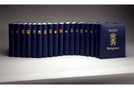 DAVO Insteekboeken met Landswapen (G)