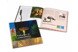 DAVO Kabouters en paddenstoelen (nummer 22)