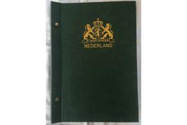 Zo Goed Als Nieuw! Importa Luxe FDC Nederland album Groen P.S. III incl. Bladen