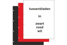 WL EURO-SYSTEM (=IMPORTA V-Systeem) Tussenbladen