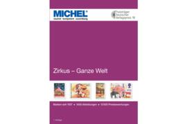 MICHEL Motivkatalog Zirkus Ganze Welt (ISBN xxx-x-xxxxx-xxx-x)