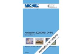 MICHEL Australien, Ozeanien, Antarktis 2020/2021 (A-M) Übersee Band 7.1 (ISBN 9783954023202)