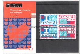 NVPH M209 (PZM209) Postfris Verrassingszegels (uit PB54) 1999