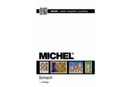 MICHEL Motivkatalog Schach Ganze Welt (ISBN 9783954022441)