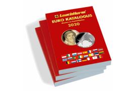 Leuchtturm Euro-Katalogus 2020 (munten & bankbiljetten) Nederlandstalige-Editie (Leuchtturm/Lighthouse  361 354)