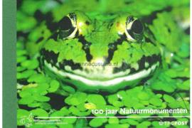 NVPH PR6 Postfris Prestigeboekje Natuurmonumenten 2005