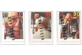 NVPH 1608-1610 Postfris Zomerzegels 1994