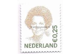 Nederland NVPH 2036 Postfris (0,25 euro) Koningin Beatrix 2002-2009