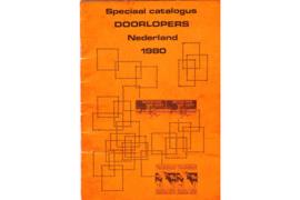 Nette staat! Speciale catalogus Doorlopers Nederland 1980