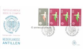 NVPH E108a Koningin Juliana met verschillende voorstellingen afkomstig uit postzegelboekje PB2, Standaardserie Disberg 1958/1959 en 1973 1977