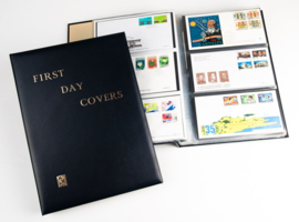 "Opdruk ""First Day Covers"""