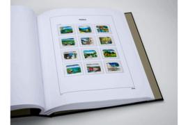 DAVO Luxe Bladen Frankrijk Losse zegels uit blokken en boekjes 2000-2018