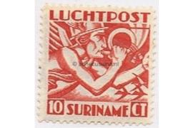 Suriname NVPH LP1 Postfris (10 cent) Mercuriuskop 1930