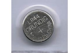 GRUNDIG AG13   357   LR44 / 1,5 Volt / 155 mAh Knoopcel Batterij  (per stuk)