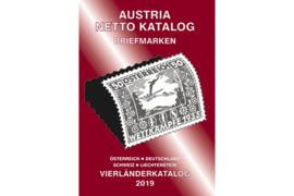 ANK Austria Netto Katalog Briefmarken Vierländer 2019