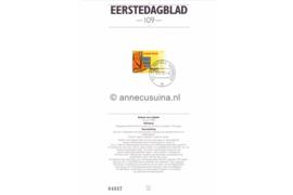 Nederland Importa EDB109 (NVPH 1530) Eerstedagblad 100 jaar Nederlandse Vereniging voor Kindergeneeskunde 1992