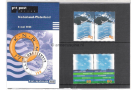 NVPH M208 (PZM208) Postfris Nederland Waterland 1999