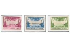 NVPH LP14-LP16 Ongebruikt Allegorische voorstelling 1931