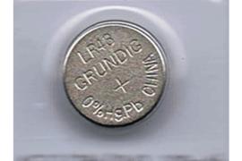 GRUNDIG AG12 | 386 | LR43 / 1,5 V / 100 mAh Knoopcel Batterij  (per stuk)