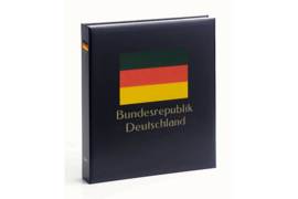DAVO Luxe postzegelalbum Duitsland BRD I 1949-1969 INCL. LUXE CASSETTE