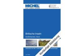 MICHEL Britische Inseln 2020/2021 Grossbritannien, Irland (ISBN 978-3-95402-343-1)