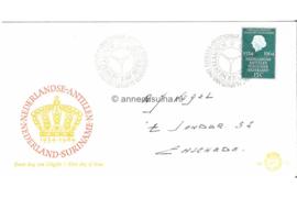 Nederland NVPH E70 Beschreven FOTOLEVERING Tien jaar Statuut 1964