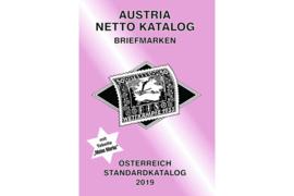 ANK Austria Netto Katalog Briefmarken Österreich Standard 2019