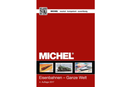 MICHEL Motivkatalog Eisenbahnen Ganze Welt (ISBN 9783954022212)
