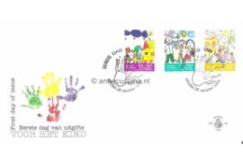 NVPH E60 Kinderzegels, kindertekeningen 1995
