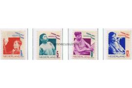 NVPH 240-243 Postfris Kinderzegels 1931