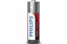 PHILIPS 1,5 Volt Penlite Power Alkaline Batterij (AA; per stuk)