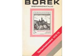 Gebruikt Borek Postzegelcatalogus Tsjechoslowakije 1978/1979