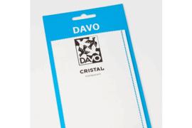 """DAVO Cristal stroken """"Kant en Klaar"""" (21 x 25) 50 stuks"""