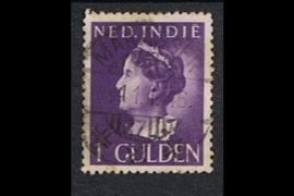 MAKASSER (nummer 7) 11-1-1946 op NVPH 285 (SvL 15)