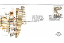 Nederland NVPH E602 Onbeschreven Boekenweek 2010