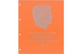 Hartberger Luxe Inhoud Willem-Alexander 2013-2017