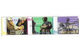 NVPH 1753-1755a (Strook van 3) Postfris Gecombineerde uitgifte 1998