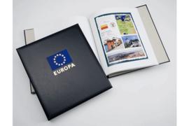 DAVO Luxe postzegelalbum Capitales Europeens 2002-2018 INCL. LUXE CASSETTE