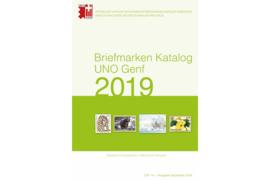 SBK UNO Genf Briefmarken Katalog 2019