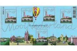 Nederland NVPH 2362 Postfris Blok Mooi Nederland (9) Roermond 2005