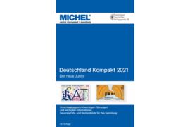 MICHEL Deutschland Kompakt (Junior-Katalog) 2021 Mit Separate Fehl- und Bestandsliste (ISBN 9783954023240)