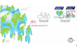 Nederland NVPH E610 Onbeschreven Europa en buiten Europa 2010