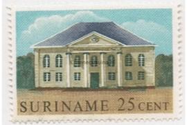 NVPH 364 Postfris (25 cent) Historische gebouwen 1961