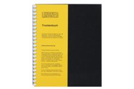 Lindner Droogboek A4 met tussenbladen (Lindner 845)