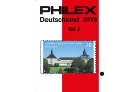 Philex Duitsland 2019 Deel 2 Catalogus